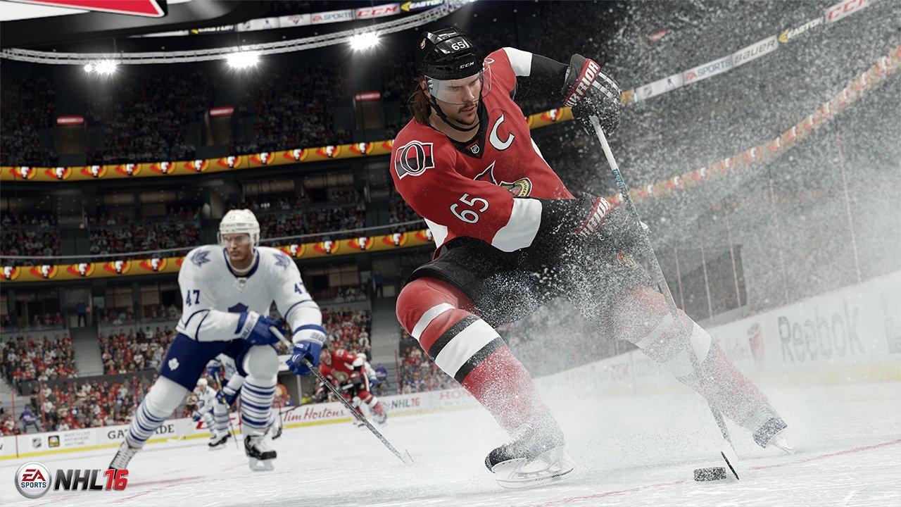 NHL 16 Spiel