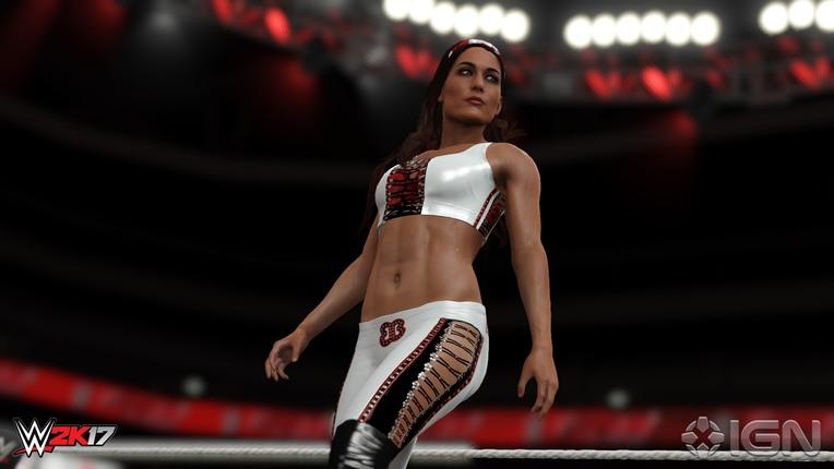 WWE2k17