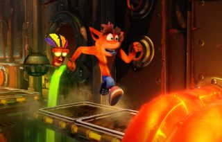 Crash Bandicoot PS4 Insane