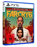 Far Cry 6 Limited Edition - exklusiv bei Amazon   Uncut - [PlayStation 5]