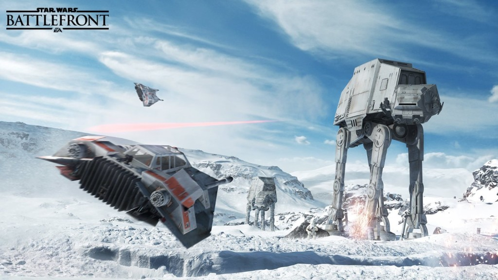 Star Wars Battlefront Spiel