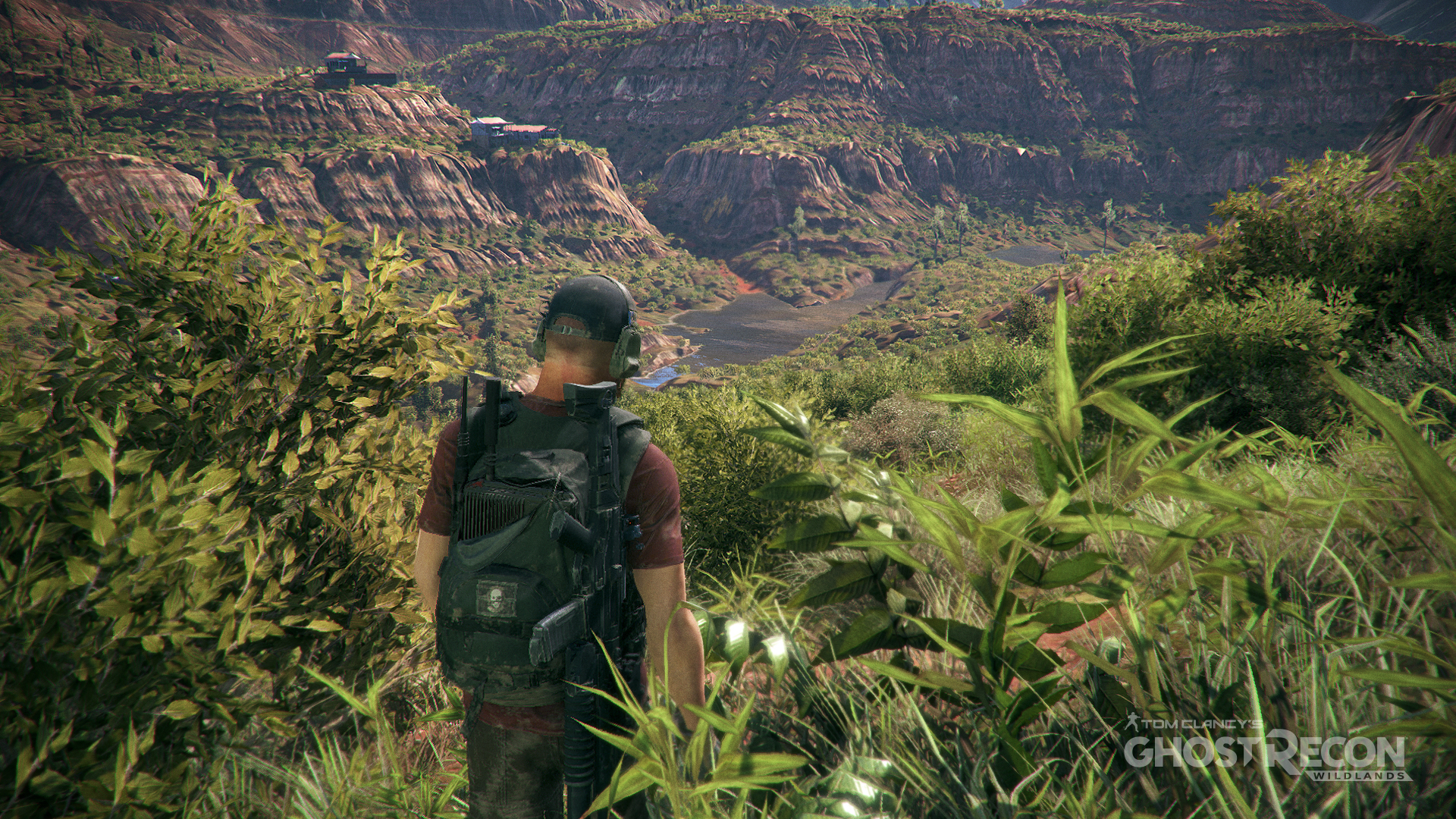Ghost Recon Wildlands Karte.Tom Clancy S Ghost Recon Wildlands Riesige Open World Map